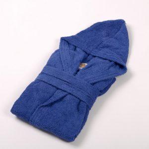 חלוק רחצה לילדים כחול