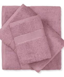 מגבת כותנה ורוד עתיק