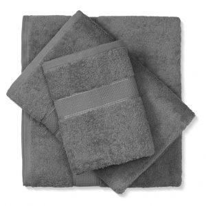 מגבת כותנה אפור