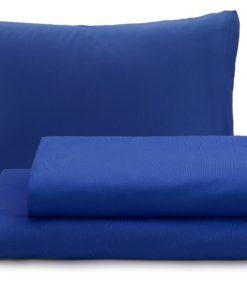 פריט כותנה ג'רסי כחול
